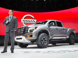 nissan titan cummins lifted nissan titan warrior truck concept business insider