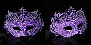 purple masquerade mask aliexpress buy free shipping 20pcs lot purple masquerade