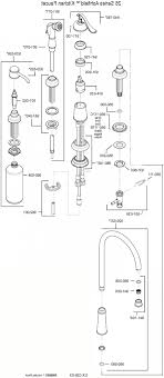 replacing single handle kitchen faucet kohler forte kitchen faucet parts diagram house decor intended
