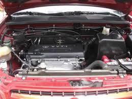 4 cylinder toyota highlander 2001 toyota highlander 4dr 4 cyl