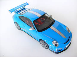 porsche model car se maisto porsche 911 gt3 rs 4 0 diecast blue model car 1 18 scale