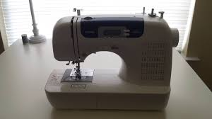 new sewing machine review brother cs6000i sewmuchcraftiness