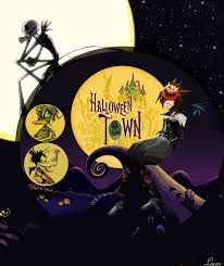 deviantart halloween wallpaper kingdom hearts halloween town by luncaster3 on deviantart