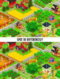 Coffee Kiosk Hay Day hay day competition spot the differences page 14