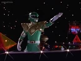 mighty morphin power rangers season 1 episode 17 green evil