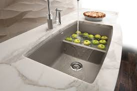 low divide drop in kitchen sink divided sink or one large sink