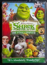 shrek rated dvds ebay