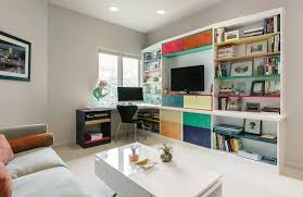 downsizing requires an innovative custom cabinet design silent