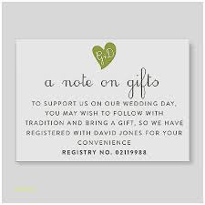 where do you register for wedding gifts wording for registry on wedding invitation wedding registry