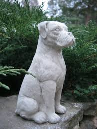6 week pregnant boxer dog this greatly detailed boxer dog concrete statue is over 6 inches