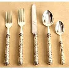 unique cutlery unique silverware sets unusual flatware sets medium size of