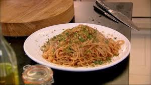 recette de cuisine de chef linguines sauce bloody façon gordon ramsay gordon ramsay les