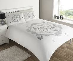 life from coloroll sweet dreams duvet set cream ponden homes
