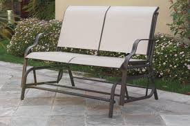 Patio Glider Bench Outdoor Loveseat Glider Outdoor Bench Outdoor Furniture