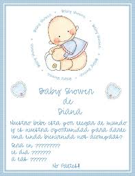 la casa de chichi invitaciones baby shower