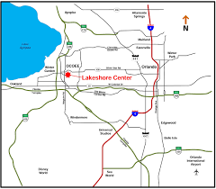 Florida Turnpike Map by Directions U0026 Parking Ocoee Event Center