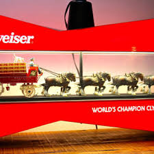 budweiser pool table light with horses shop budweiser clydesdales on wanelo