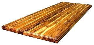 butcher block table tops custom teak furniture butcher block table tops wood kitchen island