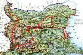 Map Of Romania Romania U0026 Bulgaria 2014