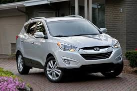 used crossover cars 2013 hyundai tucson used car review autotrader