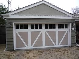 Double Car Garage by Double Wide Garage Door Probrains Org