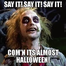 Halloween Meme - 18 spooky halloween meme sayingimages com