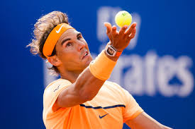 barcelona open r3 what time does rafael nadal play against albert