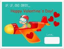 free printable valentine u0027s cowboy airplane cupcakes go grow go