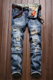 Ripped Denim Jeans For Men Best 25 Ripped Jeans Men Ideas On Pinterest Ripped Jeans Mens