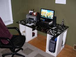 Gaming Desk by Desk Wooden Gaming Desk Within Fantastic Cool Desks Corner