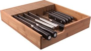 knife blocks knife dock in drawer knife blocks kitchen knife organizers