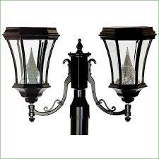 Innova Lighting Led 3 Light Outdoor L Post Lighting Planter Solar Powered 3 Light L Post Trans
