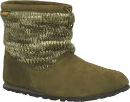 womens boots teva womens teva mush atoll ankle boot knitted free shipping