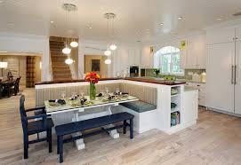 table escamotable dans meuble de cuisine cuisinid al nos r alisations meuble cuisine avec table