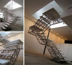 Industrial Stairs Design Stairs Are A Notorious Point Of Tension Between Building Code