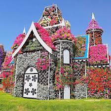 flower house 19 best jardines creativos images on gardening