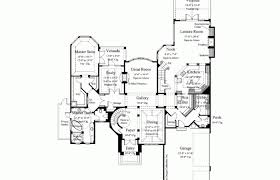 floor plans with spiral staircase mission house plan spiral staircase square feet one level plans