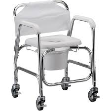 commode shower chair with wheels shower wheelchairs