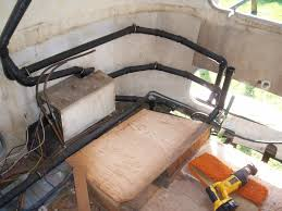 Rotten Bathroom Floor - 1975 airstream overlander restoration may 2012