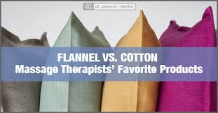 Linen Sheets Vs Cotton Sheets At Peace Media Blog Massage News