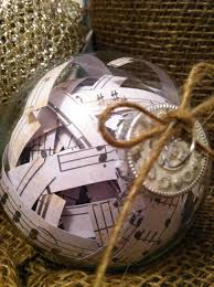 french vintage inspired christmas ornaments craft tutorial