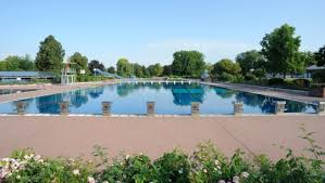 flocculation in public swimming pools prominent