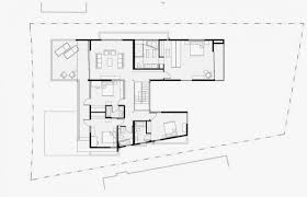 open modern floor plans modern house with many open areas kilrenney avenue residence
