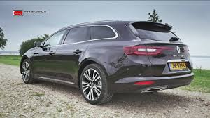 renault talisman 2017 renault talisman estate review youtube