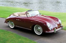 classic convertible porsche 1955 porsche 356 continental u2013 the grand dame of zuffenhausen u0027s