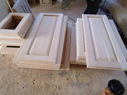 Make Raised Panel Cabinet Doors by Custom Kitchens Amish Custom Doors