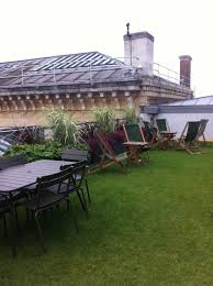 afternoon tea on the ashmolean museum rooftop united kingdom