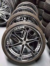 Used 24 Inch Rims Used Forgiato Wheels Tires U0026 Parts Ebay