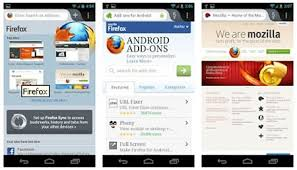 firefox for android new mozilla firefox mobile browser for android now available