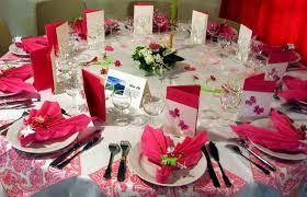dã coration de table de mariage decoration de table mariage et blanc idées de décoration